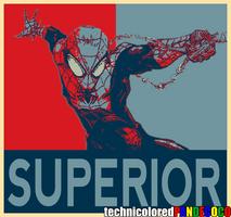 Spider-Man: Superior by jokerjester-campos