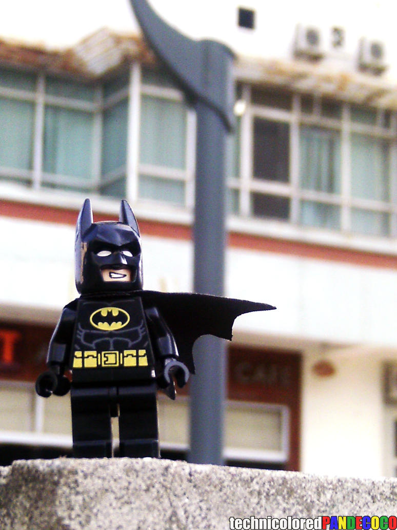 LEGO Batman by jokerjester-campos
