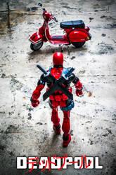 Deadpool x Akira