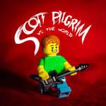 Scott Pilgrim Vs The World Tribute by jokerjester-campos