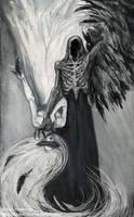 Death and the Maiden by Asya-Yordanova