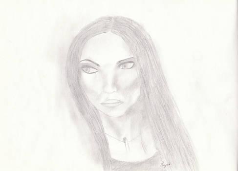 Portrait of Tarja Turunen