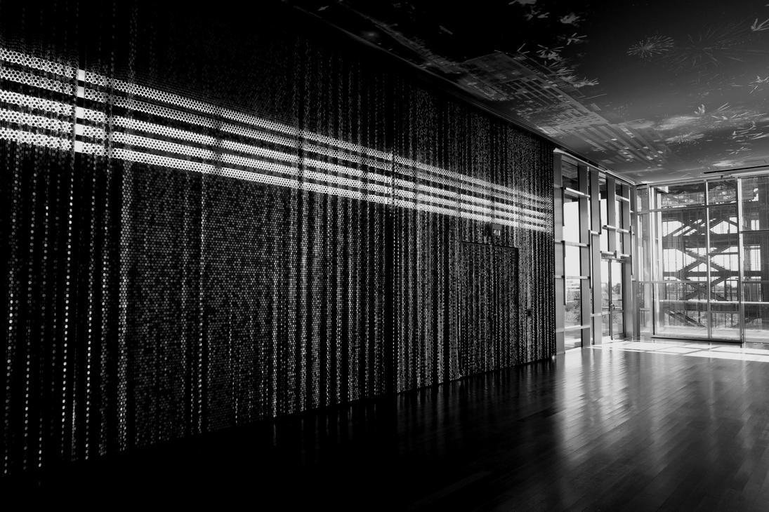 Chains (Black and White) by phodynn