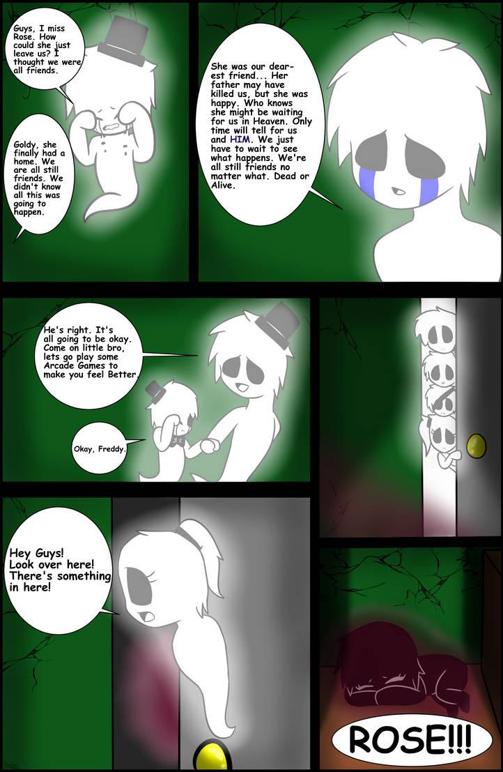 FNAF-The Night Child Pg 7 by kurichakira on DeviantArt