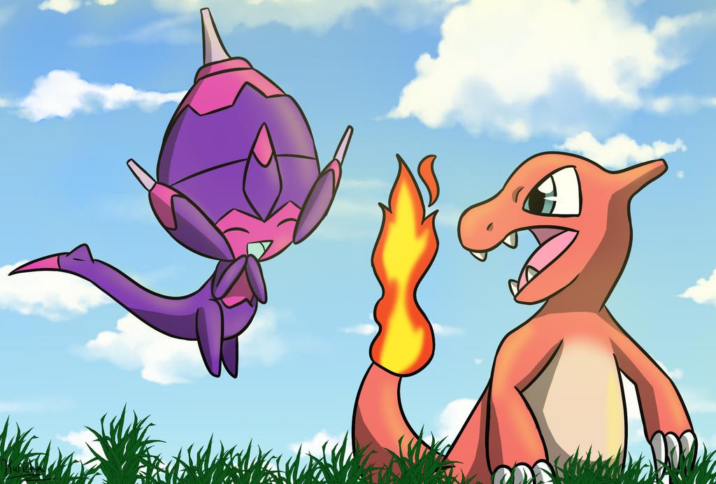 Pokemon Season 3- Sneak Peek by kurichakira