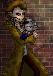 Ludwig and Maria by kurichakira