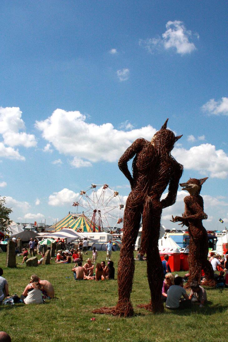 The Beatherder Festival by Liz-Fraser