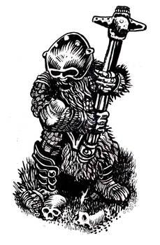 Agna The Dwarf