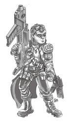 Interstellar Agent (Law Enforcement)
