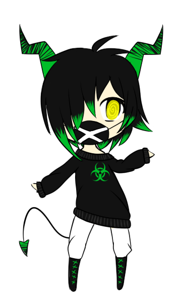 Toxic Demon Auction - CLOSED by Kitsune-no-Suzu