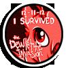 2012 Dewlette Invasion Badge by Kitsune-no-Suzu