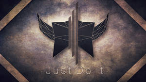 DJ Pon-3 - Just Do It - EP Cover (Wallpaper)