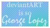deviantART is SOO George Lopez