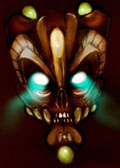 Mask by JolenI