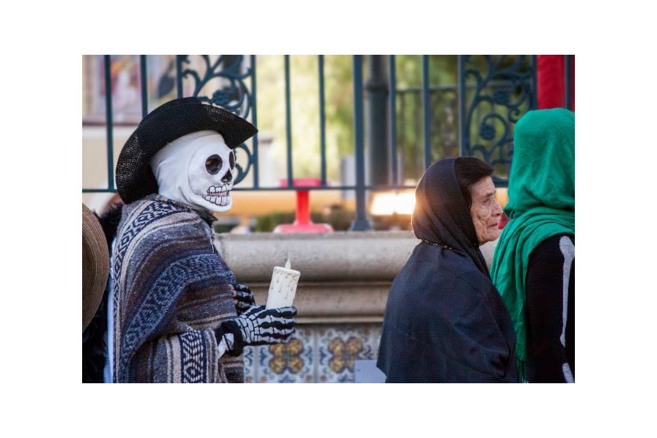 Dia de los Muertos by JGott14
