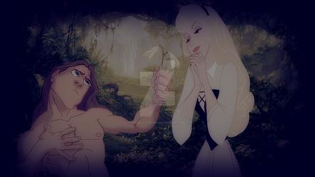 Tarzan + Aurora - Bouquet
