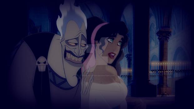 Hades + Esmeralda - Church