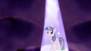 My second wallpaper of Twilight Sparkle.