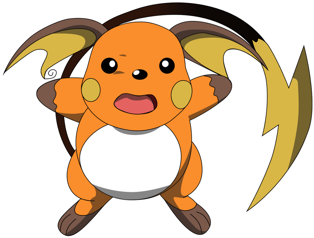 My Seventh Vector Of Raichu 346720282