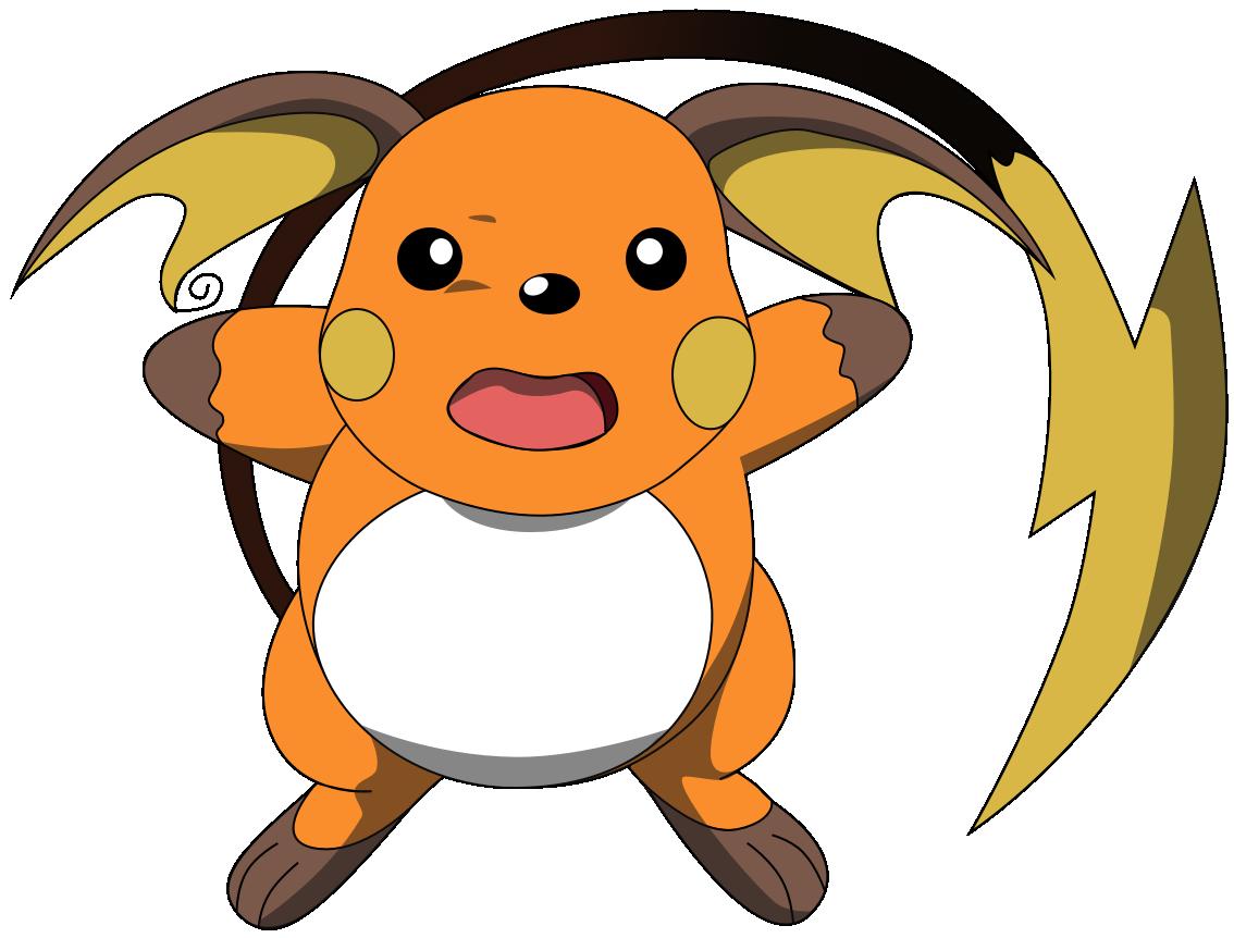 Pokemon Raichu Images | Pokemon Images
