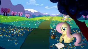 Fluttershy's picnic.