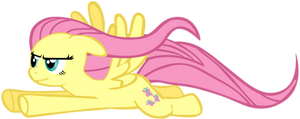 My eighth vector of Fluttershy.