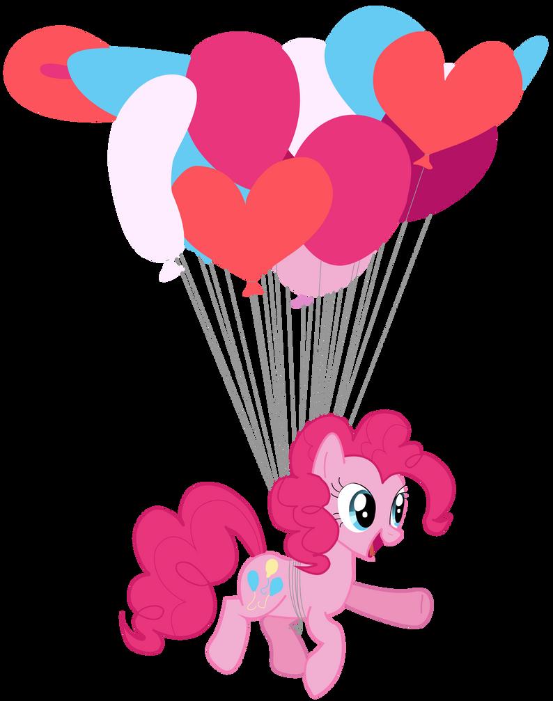 My first vector of Pinkie Pie. by Flutterflyraptor