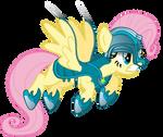 Battleshy by Flutterflyraptor