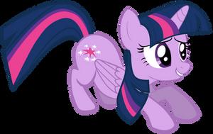 My ninth vector of, Twilight Sparkle. by Flutterflyraptor