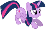My ninth vector of, Twilight Sparkle.