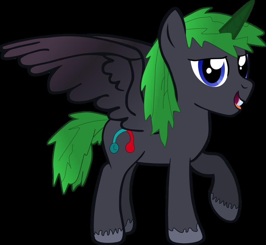 My 1st vector of PIKA GIRL (Raging smoke) by Flutterflyraptor