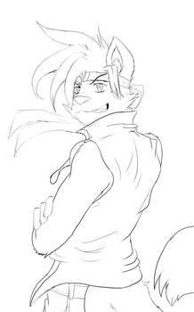 Stripes Sketch