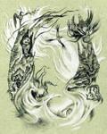 Severus' garden of deep within