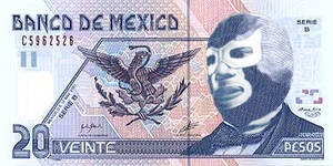 pesos blue demon