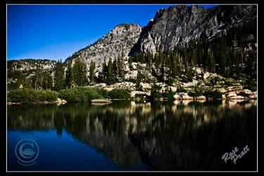 Cecret Lake by LadyEdana