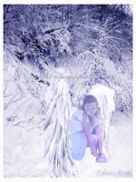 Ice Angel by LadyEdana