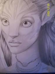 Another Neytiri by Klerych