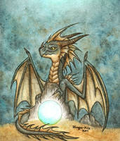 The Dragons Orb by Jungle-Fire