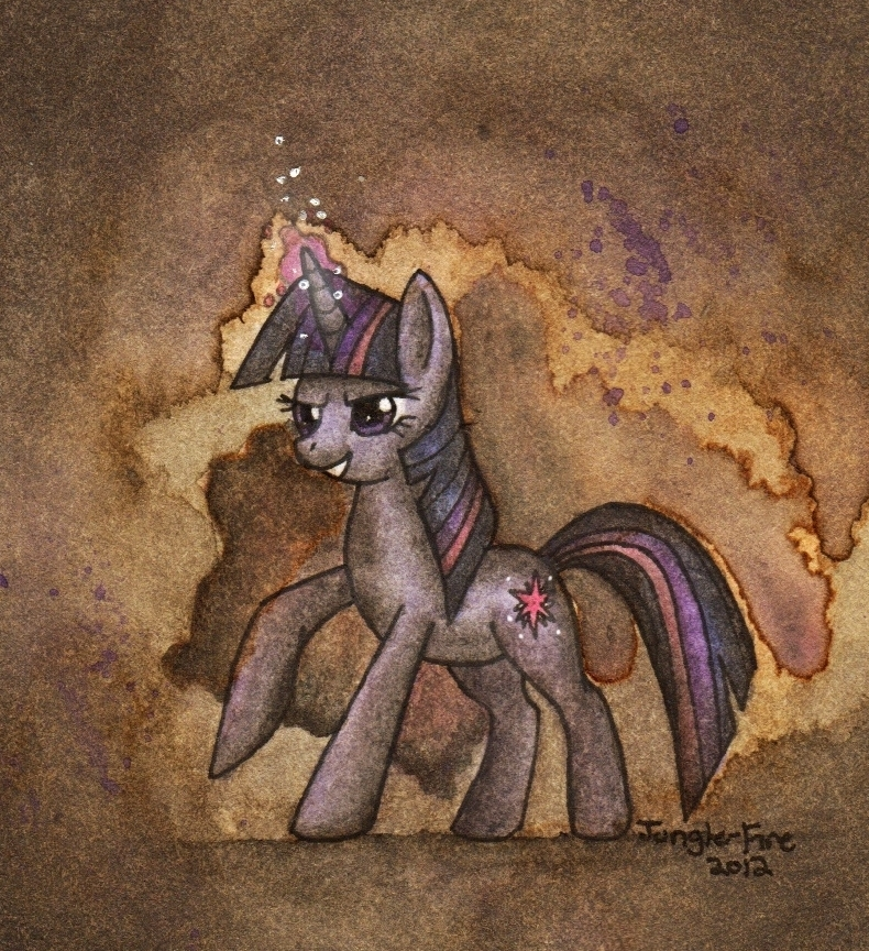 Time For Magic by Jungle-Fire
