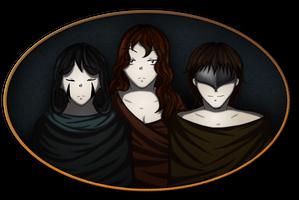 Nix Saga - Family Portrait