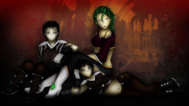 Nix Saga - Trio
