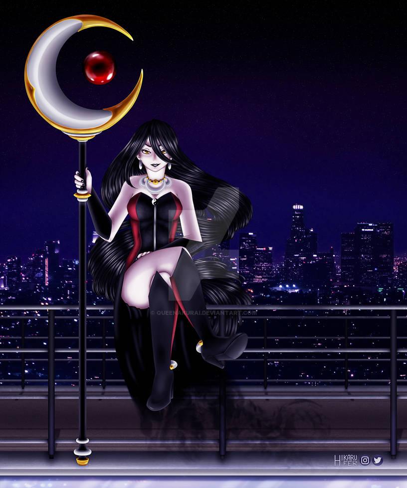 Nyx, Goddess of the Night