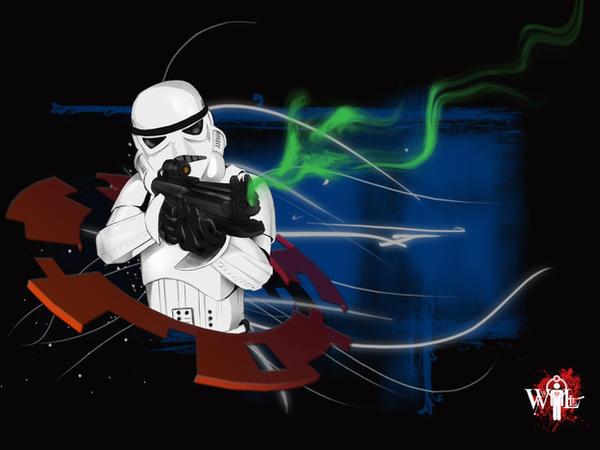 Stormtrooper tk8049 by WiL-Woods