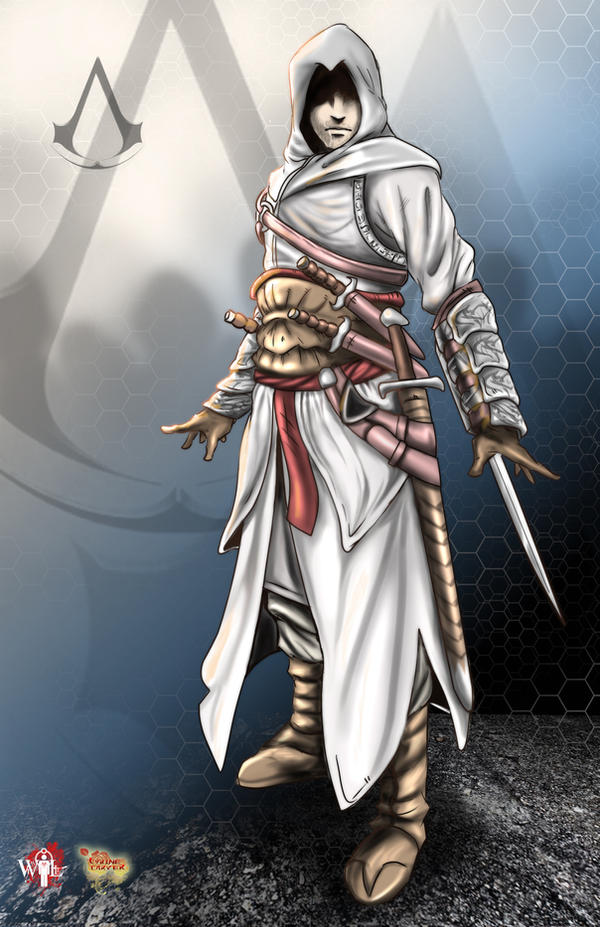 Altair by WiL-Woods on DeviantArt