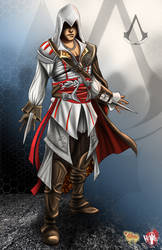 Ezio by WiL-Woods
