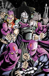 TMNT- Shredder and the Foot