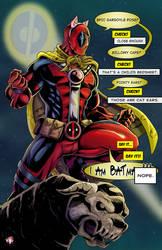 Deadpool-The Dead Knight Rises