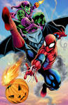 Spidey and Goblin