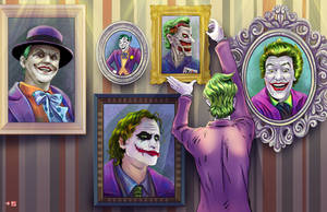 Joker Gallery by WiL-Woods