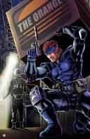 Metal Gear Solid Sneak by WiL-Woods